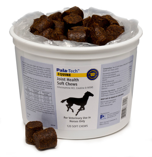 Equine Joint Health Soft Chews (120 count)