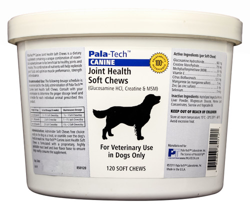 Canine Joint Health Soft Chews (120 count)