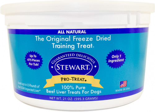 Pro-Treat Freeze Dried Beef Liver Treats (21 oz)