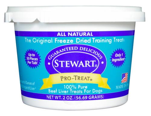 Pro-Treat Freeze Dried Beef Liver Treats (2 oz)