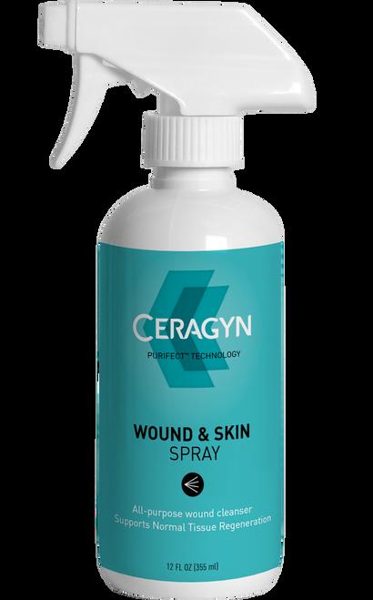 Ceragyn Wound & Skin Spray (12 oz)