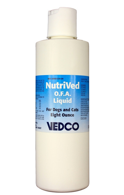 NutriVed OFA Liquid for Dogs and Cats (8 oz)