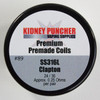 KP Premade SS316L Clapton Coils - Pair