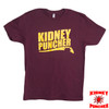 Kidney Puncher Throwback Tees 2017