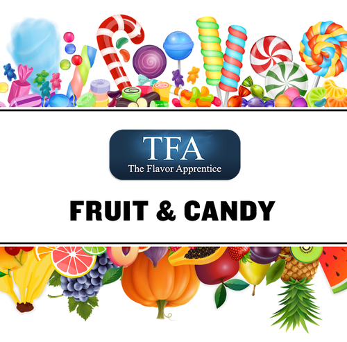 The Flavor Apprentice  - Fruit and Candy Flavors