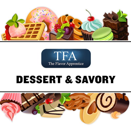 The Flavor Apprentice  - Dessert and Savory Flavors
