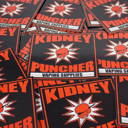 Kidney Puncher Sticker
