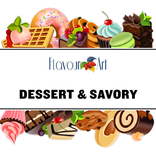 Flavour Art - Dessert & Savory Flavors