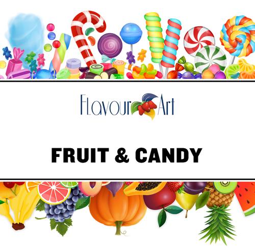 Flavour Art - Fruit & Candy Flavors