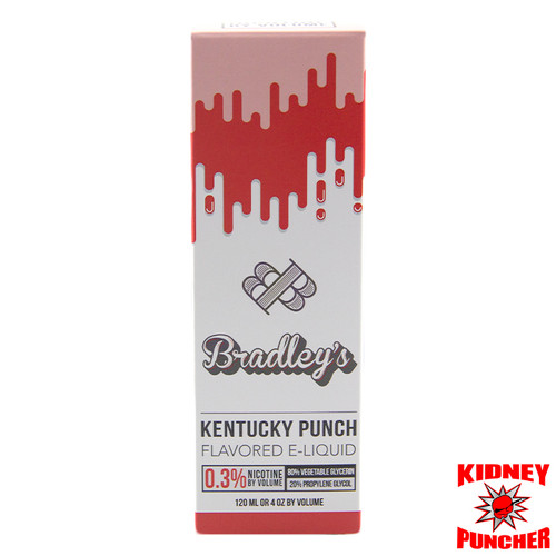 The Bradley's Brand - Kentucky Punch 120ml