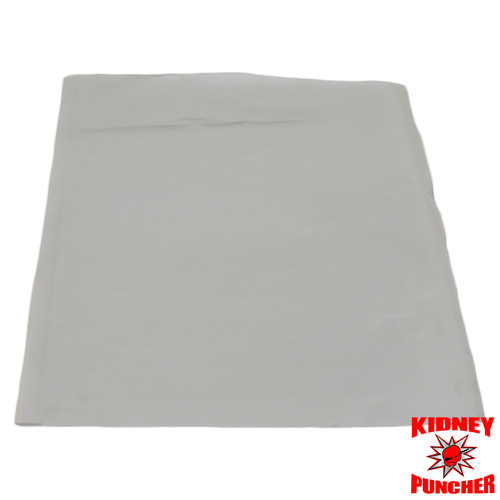 """Sheet of 316 400 Stainless Steel Mesh - 12"""" x 12"""" Square"""