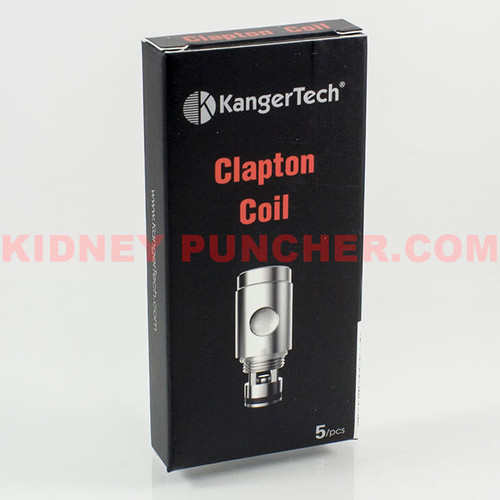 Kanger SSOCC Clapton Replacement Coils 0.5 Ω - 5 Pack