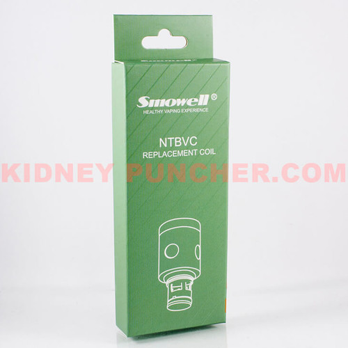 NTBVC Subtank Ceramic Coils - 0.5ohm 5pk