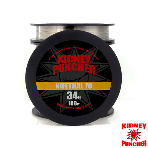 Nifethal 70 Wire 100ft Spool