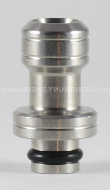 The Plug Stainless Steel Drip Tip