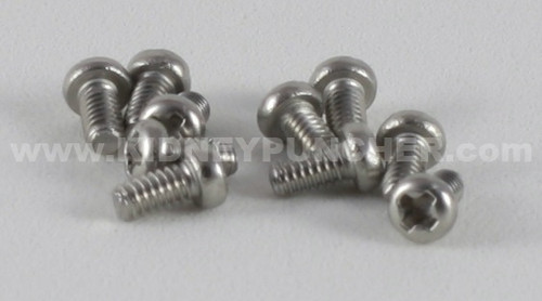 Screws,SS M2x0.4 HD32