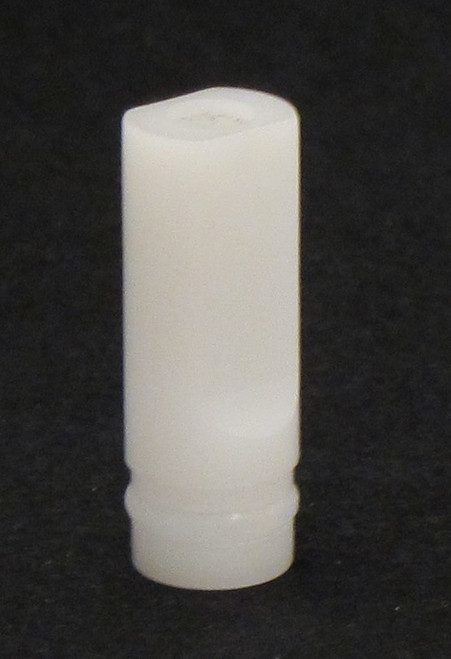 White Delrin Whistle Style Drip Tip