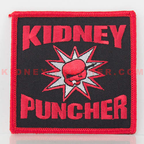 Kidney Puncher Patch