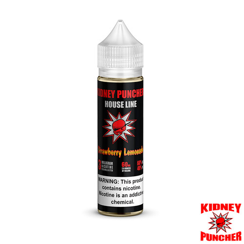 KP Strawberry Lemonade 60ml