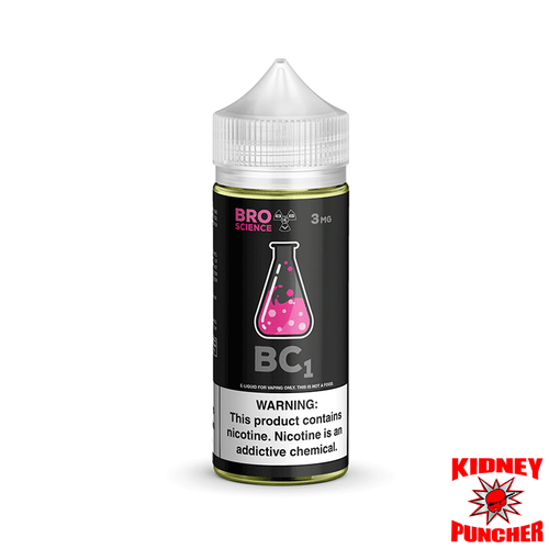 Broscience Vapes 120ml - BC-1