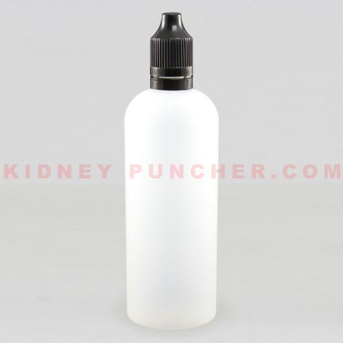 120ml Tamper Evident Bottle