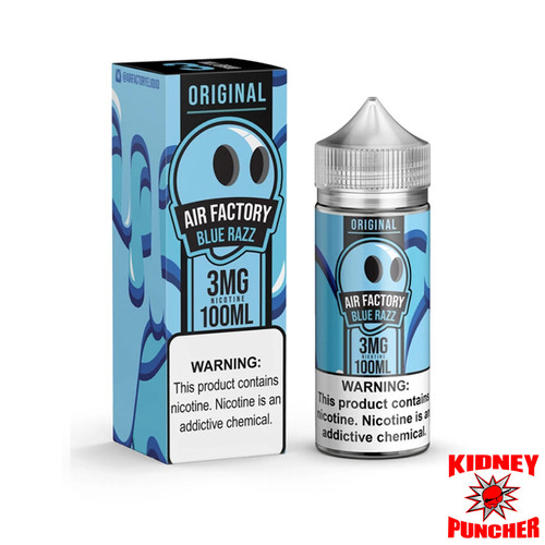 Air Factory Eliquid - Blue Razz 100ml