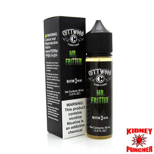 Cuttwood - Mr. Fritter 60ml