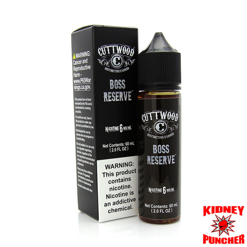 Cuttwood - Boss Reserve 60ml