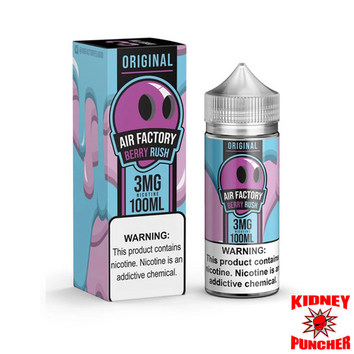 Air Factory Eliquid - Berry Rush 100ml