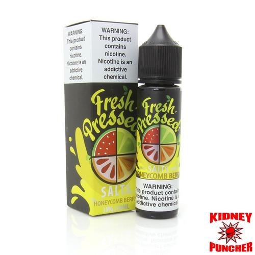 Fresh Pressed SALTS - Honeycomb Berry 60ml