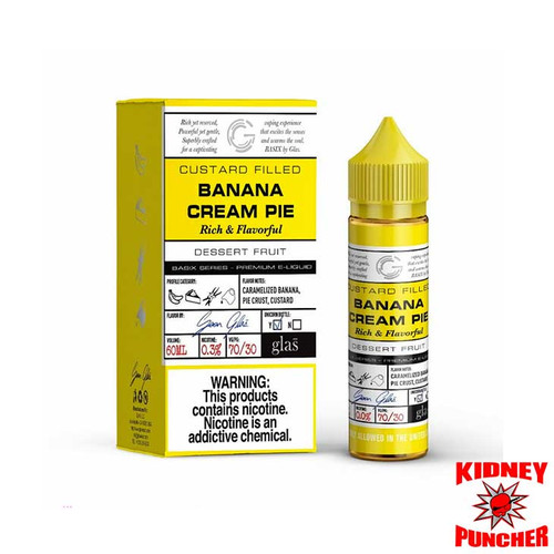 Glas Basix - Banana Cream Pie 60ml