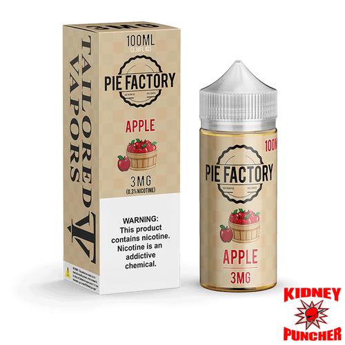 Tailored House - Pie Factory - Apple Pie 100ml