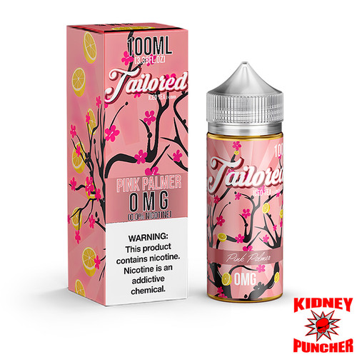 Tailored Iced Tea - Pink Palmer 100ml