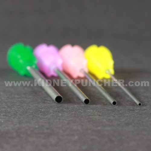 Blunt Tip Luer Lock Needles