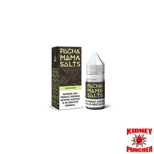 Pachamama Salts - Honeydew Melon 30ml