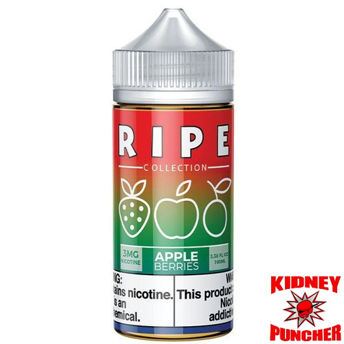 Ripe Collection by Vape 100 - Apple Berries 100ml