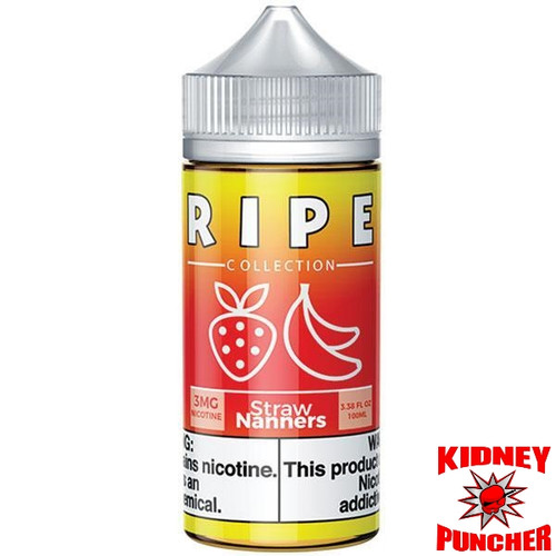 Ripe Collection by Vape 100 - Straw Nanners 100ml