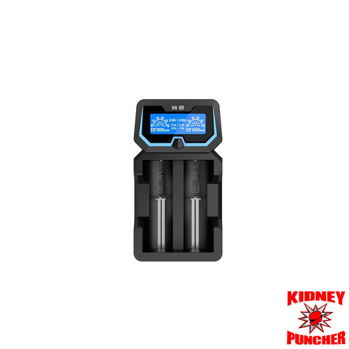 XTAR X2 Digital Battery Charger