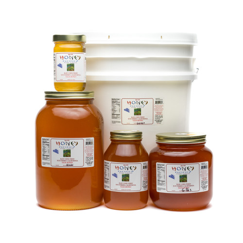 Cold Packed Sage Honey