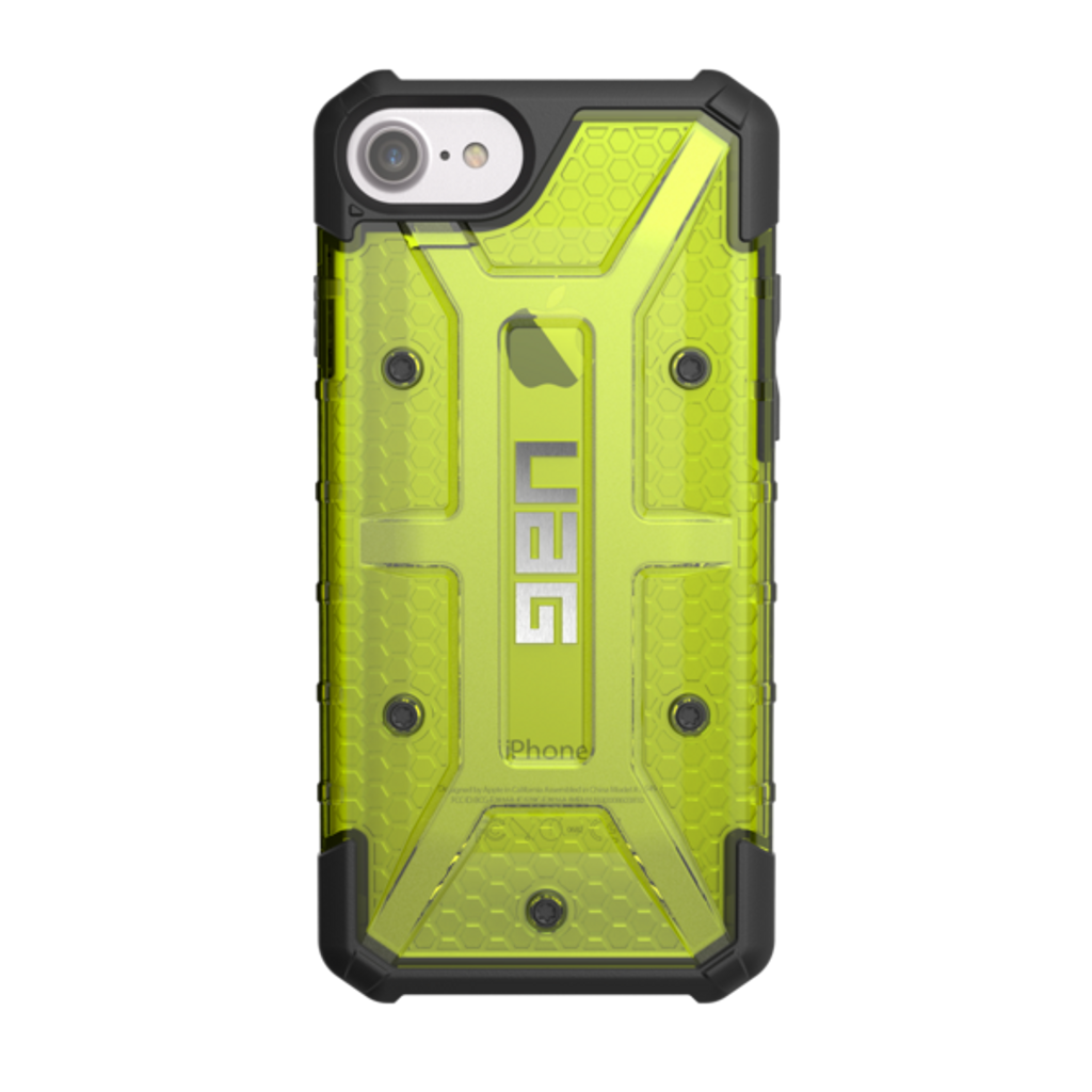 buy online 0a221 12296 UAG Plasma iPhone 7 Case - Citron
