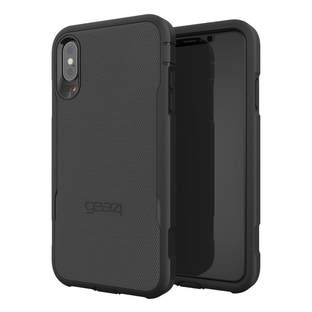 sale retailer 7c43f d79b9 iPhone Xs Max Gear4 D3O Black Platoon Case