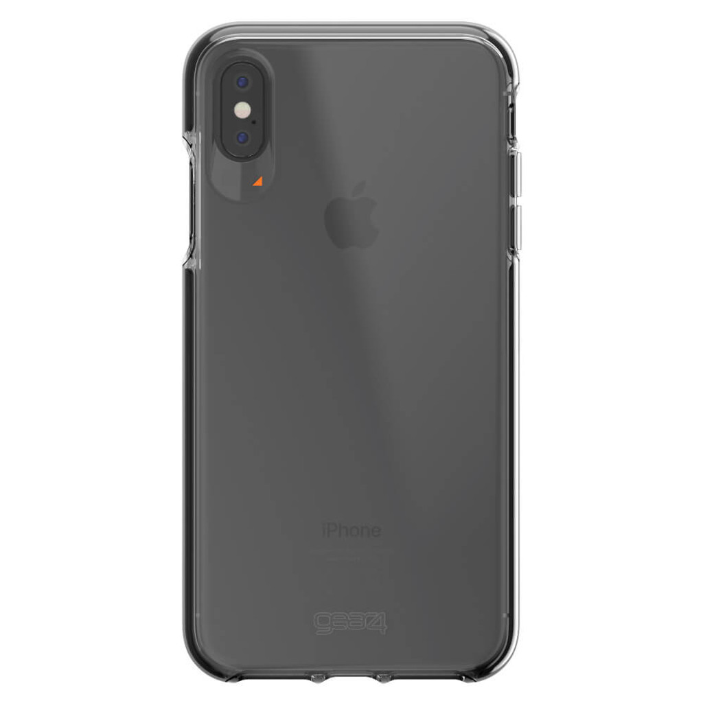 watch 63be4 758a5 iPhone Xs Max Gear4 D3O Black Piccadilly Case