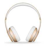 Beats Solo2 Wireless | Gold | Front
