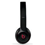 Beats Solo2 Black | Side