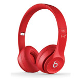 Beats Solo2 Red | Left