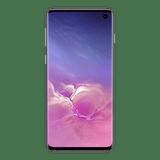 Samsung S10 128GB Prism Black | Front