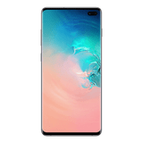 Samsung S10 128GB Prism White | Front