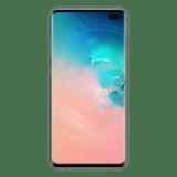 Samsung S10 128GB Prism White | Front