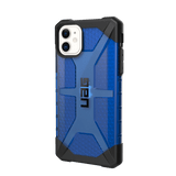 UAG Plasma iPhone 11 Case | Cobalt | Back