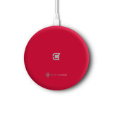 Caseco Nitro II Wireless Charging Pad - Red
